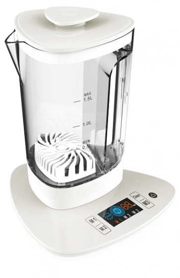 Dispozitiv pentru apa hidrogenizata