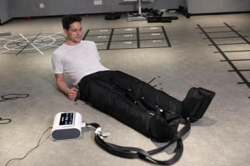 Aparat presoterapie 8 camere pachet complet Terapie Vertebrala
