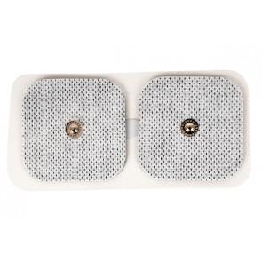 Electrozi adezivi electroterapie paduri electrostimulare tip capsa 5X5 cm